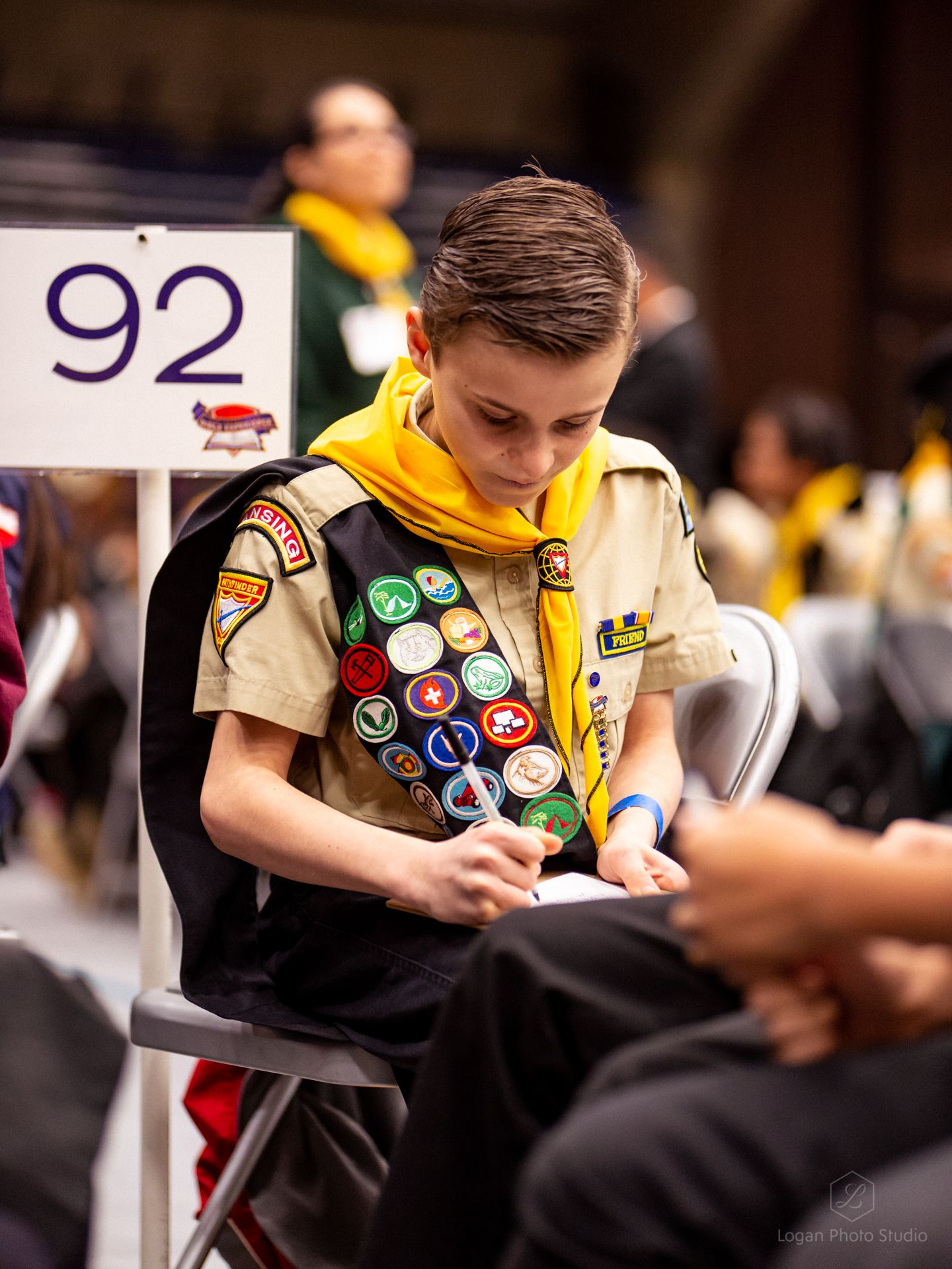 Thousands Descend Upon Illinois for Division Pathfinder