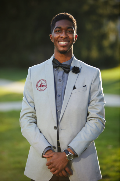 Brandon Williams, AUGSA President